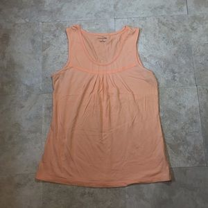Croft&Barrow Orange Top Size S
